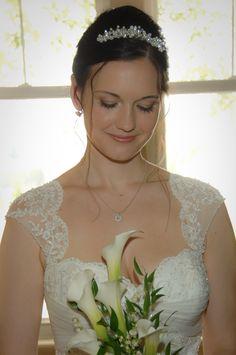 Pretty bridal make up!