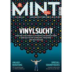 Mint - Das Magazin Für Vinylkultur - Ausgabe 10 - Februar 2017 Titelthema: Vinyl-Sucht Es gibt nichts Schöneres, als Vinyl zu horten. Die Schallplatte ist ein wunderbares Sammelobjekt, der Lustgewinn groß, die Freude an Neuerwerbungen ungebrochen. Doch jeder, der ernsthaft sammelt, hat auch schon mal die negative Seite der Leidenschaft kennengelernt. Wie viel Geld man für Platten ausgibt! Wie viel Zeit und Raum das Vinyl beansprucht! Soundtrack, Record Collection, Vinyl Records, Mint, Calm, Memes, Collections, Mathematical Analysis, February 10