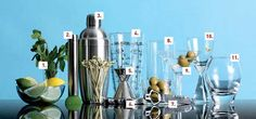 11 Tools to Stock the Ultimate Bar