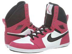 Air Jordan 1 Skinny High (Kids) - White / Black-Vivid Pink, 6.5 M US Jordan,http://www.amazon.com/dp/B00IOUQND6/ref=cm_sw_r_pi_dp_mEtztb0WCYZKXREY