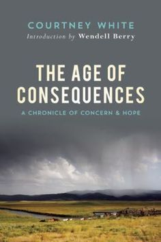 The age of consequences : a chronicle of hope and concern / Courtney White.