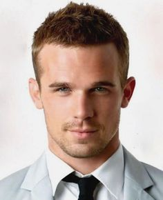 Mens Hairstyles Round Face