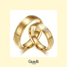 Argolla de matrimonio con diamantes en Oro 18k Wedding Rings, Engagement Rings, Bracelets, Gold, Jewelry, Wedding Band Rings, Jewel Box, Diamonds, Enagement Rings