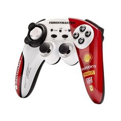 Controle F1 Wireless Gamepad 150 Alonso Limited Edition PC/PS3 THRUSTMASTER. R$188