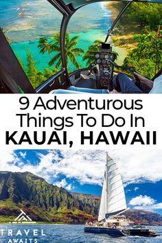 9 Adventurous Things To Do In Kauai, Hawaii 9 Adventurous Things To Do In Kauai, Hawaii TravelAwaits travelawaitsnow United States Travel 9 Adventurous Things To Do In Kauai, Hawaii TravelAwaits 9 Adventurous Things To Do In Kauai, Hawaii travelaw Poipu Kauai, Poipu Beach, Kauai Hawaii, Oahu, Hawaii Vacation Tips, Hawaii Honeymoon, Honeymoon Places, Italy Vacation, Vacation Ideas