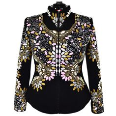 Pearlescent Show Jacket