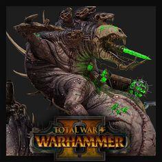 Total War : Warhammer 2, robin benes on ArtStation at https://www.artstation.com/artwork/b4NNm