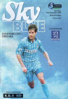 18 September 1993 v Chelsea Drew 1-1