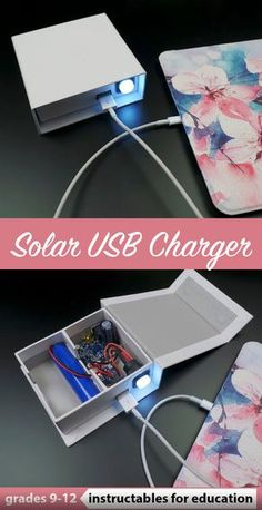 After some simple soldering, you'll be ready to charge your phone and other portable electronics on the go while camping or during the next power outage.