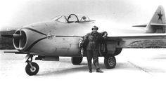 SOVIET AF MiG-9 Fargo
