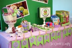 Love this Muppets screening party - for adults too!