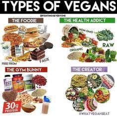 Which one are you? ☺️ . @fighting4everyone . . . . . . . . . . . #healthy #vegansofig #vegetarian #plantbased #organic #veganfoodshare #whatveganseat #food #fitness #foodporn #veganfood #eatclean #glutenfree #cleaneating #health #love #crueltyfree #raw #healthyfood #breakfast #govegan #instafood #foodie #fitfam #fit #veganism #dairyfree #nutrition #hummus #fruit