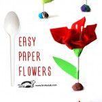 Цветя+от+салфетки