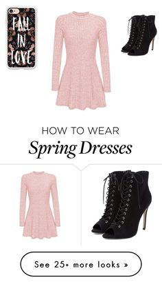 """""""Spring day out"""" by anthonycussins on Polyvore featuring Casetify"""