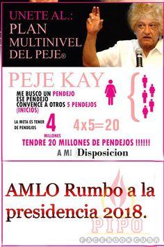 El nuevo plan de Lopez Obrador.