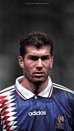 Football Art, World Football, France National Team, Fifa, Zinedine Zidane, Football Players, Rock N Roll, Arabic Quotes, Idol