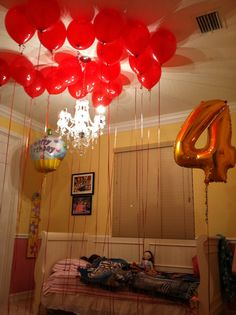 Morning surprise for our daughter.  She loved it!   Great for girls & boys