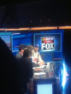 5-5-13 Live on NASCAR on FOX before the Dega race