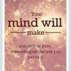 10 best 2015 missions and marketplace conference images on pinterest your mind will make you rich or poor depending on the use you put fandeluxe Images