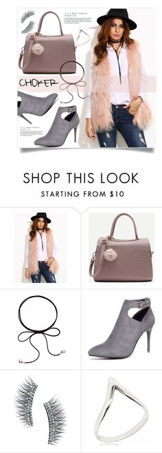 """""""SheIn"""" by amra-mak ❤ liked on Polyvore featuring Kre-at Beauty and shein"""