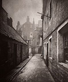 The Old Streets of Glasgow