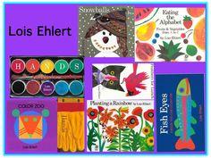 Lois Ehlert   Joyful Learning In KC
