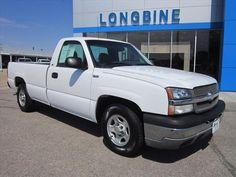2003 Chevrolet Silverado 1500, 106,988 miles, $6,997.