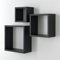 Apt. 9 3-pc. Cube Shelf Set