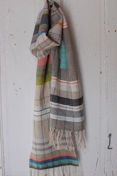cook woods scarf  / 1