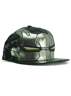 New Era War Machine Exclusive 59fifty Custom Fitted Hat Size 7 1 4 Marvel  Comics c5512d2205a4