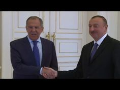 Russian FM Lavrov Arrived in Baku to Discuss Karabakh Conflict with Pres...