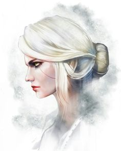 Cirilla Fiona Elen Riannon - The Witcher Series - Image - Zerochan Anime Image Board The Witcher Books, The Witcher Game, Witcher 3 Wild Hunt, The Witcher Geralt, Witcher Art, Character Inspiration, Character Art, Character Design, Witcher Wallpaper