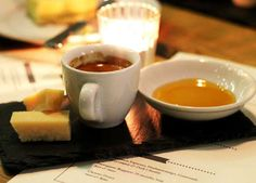 Wave the wine goodbye – apparently the modern way to eat cheese is with artisan coffee