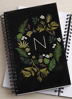 Verdant Garden Notebook