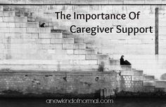 My Turn Being The Spouse, Not The Patient: Importance of Caregiver Support