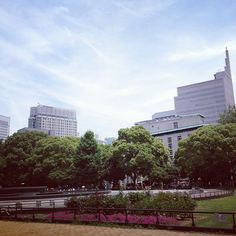 """See 7591 photos from 29163 visitors about oktoberfest, beer, and park. """"Right opposite the Imperial Hotel. It is a beautiful park perfect for an. Hibiya, Imperial Hotel, Beautiful Park, Tokyo, Sidewalk, Party, Oktoberfest, Tokyo Japan, Side Walkway"""