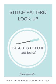 Bead Stitch - Stitch Pattern Lookup