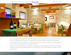 Nuovo sito web per l`agriturismo Accipicchia a Portonovo, nelle colline di Ancona! www.agriturismoaccipicchia.it