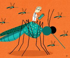 High Tech Hope for Repelling Mosquitoes - The New York Times