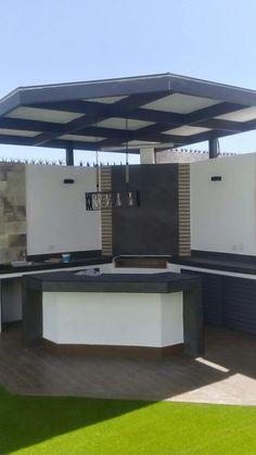joelvaniyus - 0 results for outdoors Small Backyard Pools, Backyard Pergola, Backyard Landscaping, Casa Patio, Terrace Design, Patio Makeover, Home Deco, My Dream Home, New Homes