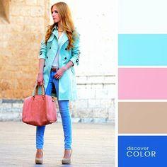 Cómo combinar los colores de la ropa | SoyActitud