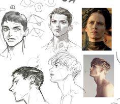 Digital Painting Tutorials, Digital Art Tutorial, Art Tutorials, Anatomy Drawing, Anatomy Art, Drawing Practice, Drawing Poses, Animes Emo, Art Reference Poses