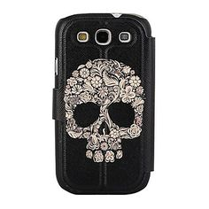 Elonbo J6B Cool Skulls Full Body Case Cover for Samsung Galaxy S3 I9300 – USD $ 9.99