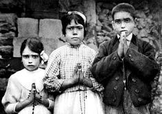 Fatima. It's one of those unforgettable stories of Catholic faith. A glowing Lady from heaven appears to three shepherd children in a village no one would ever have heard about otherwise. She has a me