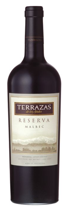 Terrazas de los Andes Reserva Malbec 2008 from Argentina - Clean and bright, deep violet. Wine And Liquor, Wine And Beer, Malbec, Cabernet Sauvignon, Home Wine Cellars, Alcohol Bottles, In Vino Veritas, Wine Cheese, Wine Time