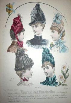 April 1887 Journal des Demoiselles