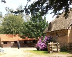 Visiting an Old Farm in France + French Farming Vocabulary - Learn French
