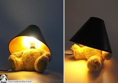 100 Most Creative and Stunning Cool Lamps for Inspiration