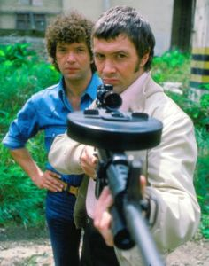 Bodie and doyle / the professionals Martin Shaw, I Do Love You, Yes I Did, Television Program, Creating A Blog, The Good Old Days, Cops, Action Films, Tv Shows