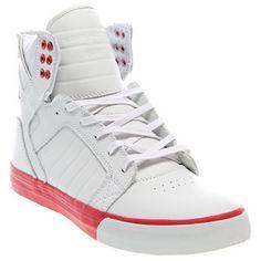 """Men's Skytop """"Crimson"""" Skate Shoes"""